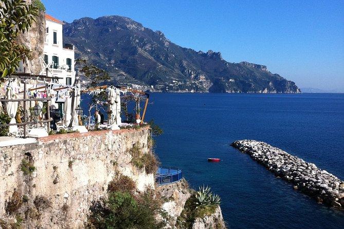 Pompeii, Amalfi coast and Positano tour