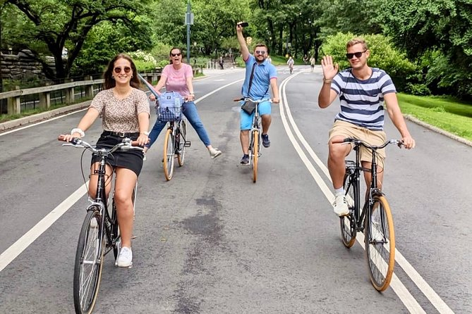 NYC Central Park Bicycle Rentals