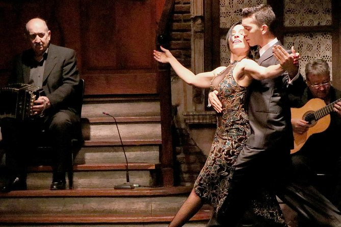 El Aljibe Tango Show in Buenos Aires (with optional dinner)