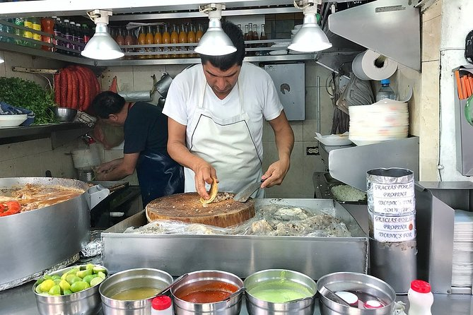 Mexico City: Foodies' Adventures in Condesa & Roma