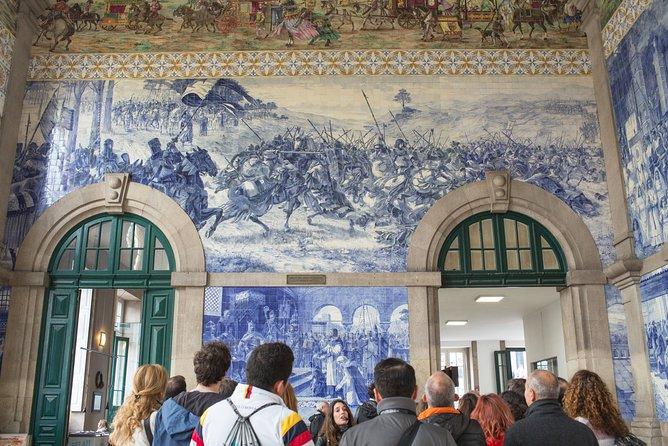 Porto: City Tour with Six Bridges Cruise and Wine Tasting