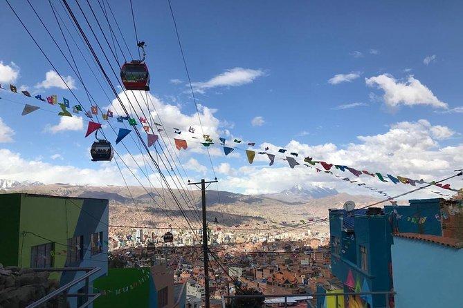 La Paz City Tour - Fullday (FD)