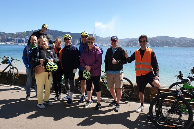 Wellington Waterfront Bike Tour