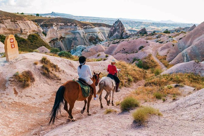 Pamukkale, Ephesus, Cappadocia Tour with Horseback Ride, and Balloon Ride Option