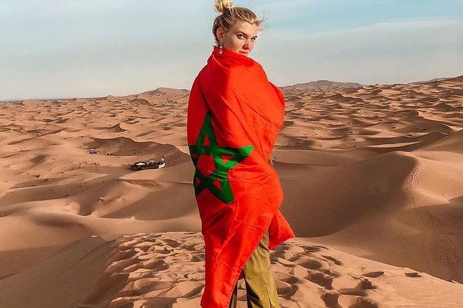 Shared 3 Days Desert Tour From Marrakech To Merzouga Desert Tours