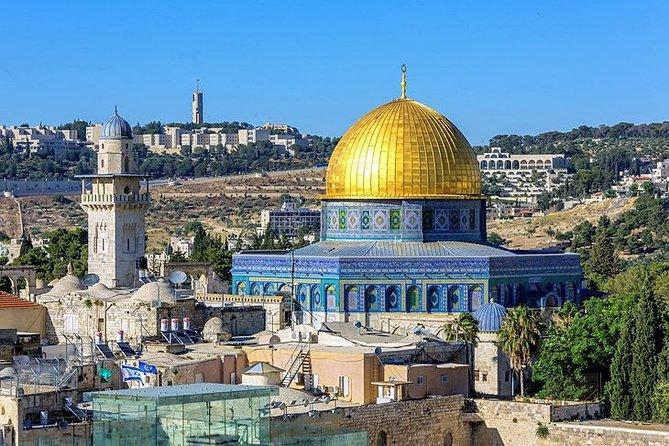 Jordan Horizons Tours :14 Day Tour to Jordan & Israel Palestine