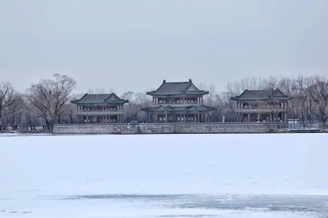 Private Tour of Summer Palace, Art Zone, Hutong, Local Delicacy from Beijing
