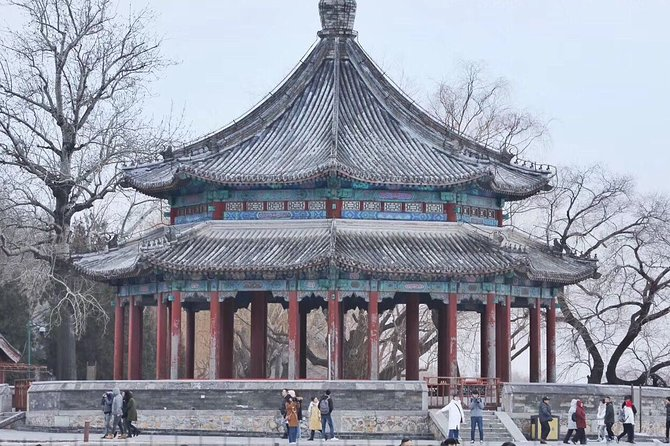 Beijing Private Tour of Summer Palace, 798 Art Zone, Hutong and Kungfu Show
