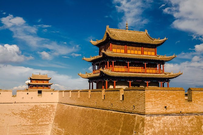 3 Day Private Silk Road Tour fromShanghai:Highlights of Xi'an,Jiayuguan,Dunhuang