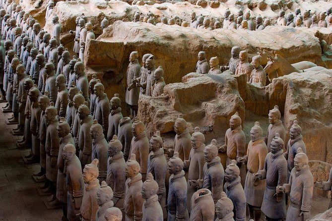 4 Day Private Silk Road Tour from Guilin: Highlights of Xi'an,Jiayuguan,Dunhuang