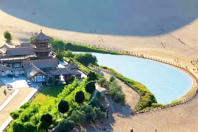 3 Day Private Silk Road Tour from Jinan: Highlights of Xi'an, Jiayuguan,Dunhuang