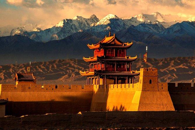 3-Day Dunhuang and Jiayuguan experience Tour