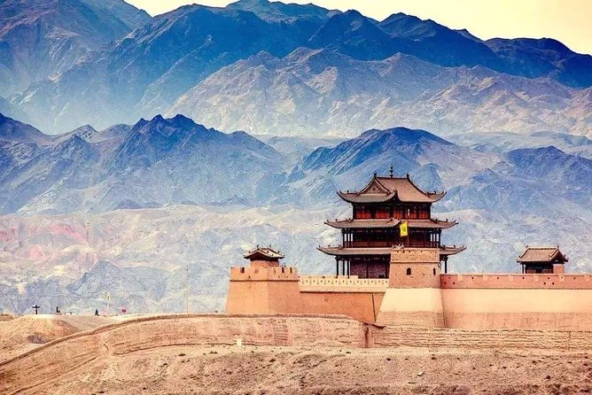 3 Day Private Silk Road Tour from Guilin:Highlights of Xi'an,Jiayuguan,Dunhuang