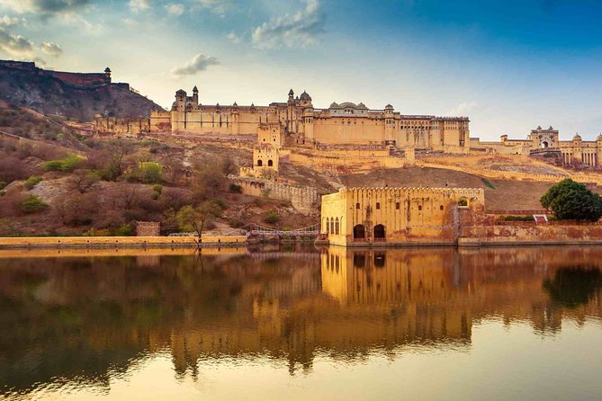 Private 4-Day Golden Triangle Tour from New Delhi