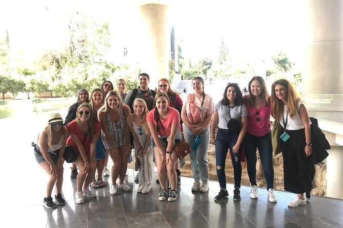 Acropolis and Museum - Skip the line- Tickets included- Small group- Guided tour