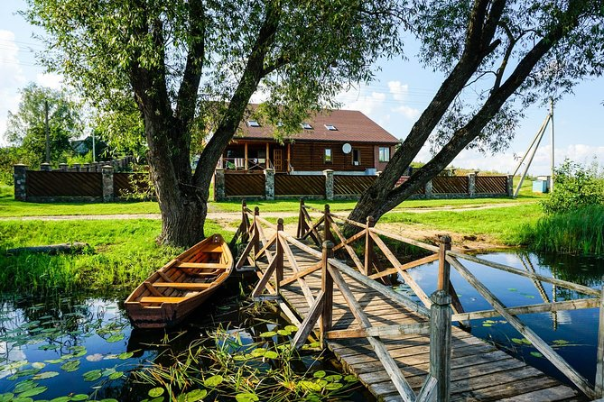 Sightseeing tour from Minsk to Braslav lakes and Naroch