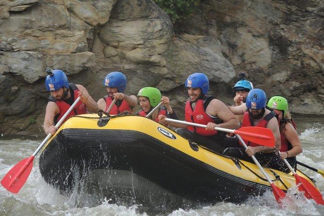 WildWater Rafting in Carpathians, DayTrip from Brasov