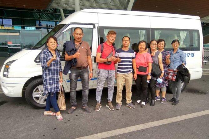 Da Nang Airport - Hoi An/Da Nang Hotel