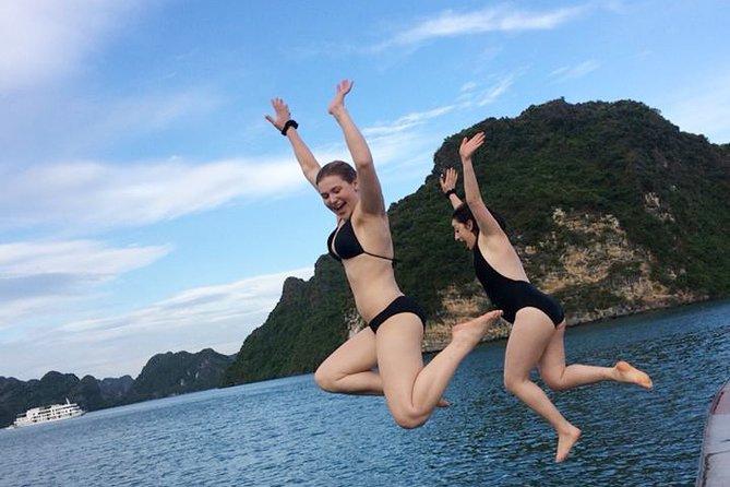 Lan Ha Bay 2D1N en cruceros de 3 estrellas