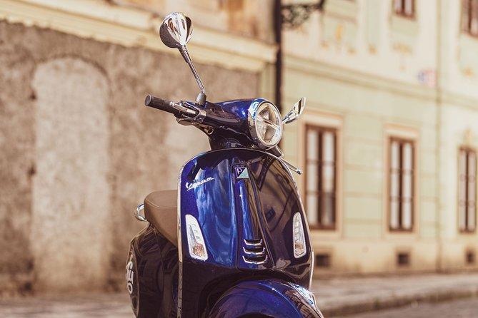 Vespa Rental Prague City Center
