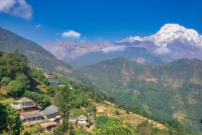 Pokhara Tour from Kathmandu and Short Annapurna Trek