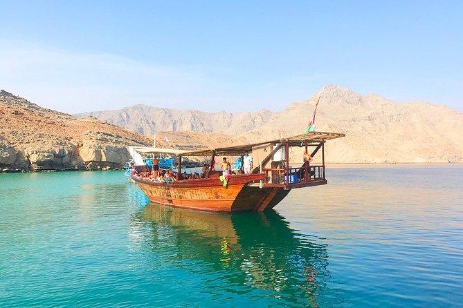 Islands of Oman: Musandam and Daymaniyat
