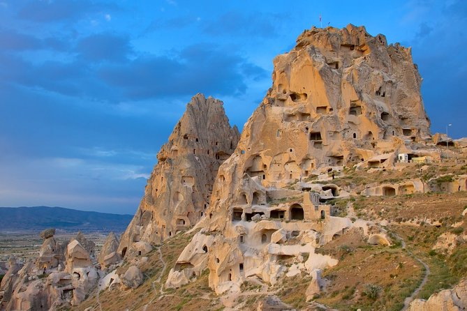 5-Day Plane and Bus Archeological Cappadocia Tour from Izmir
