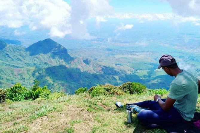 Day trip hike to Bondwa peak