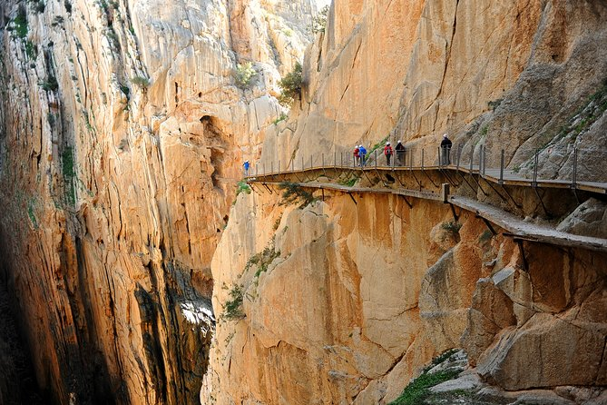 Caminito del Rey tour from Malaga with Picnic (small group)