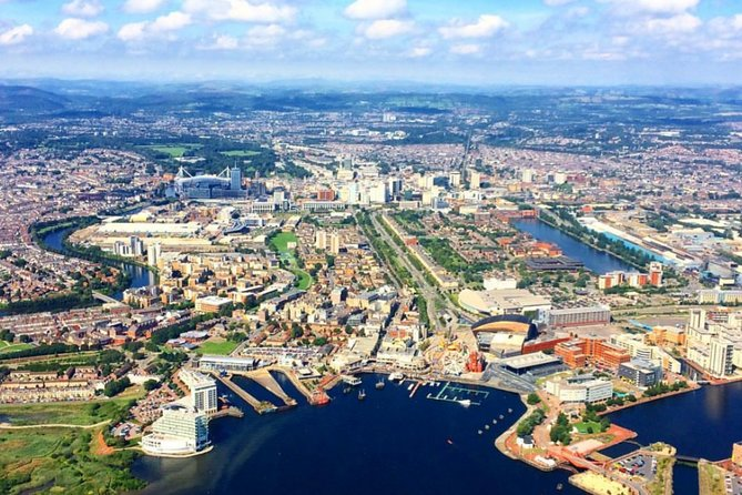 City of Cardiff, Millennium Stadium and Castles Tour