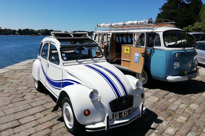Vintage vehicle rental