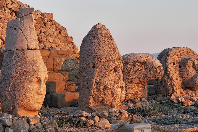 4-Day Cappadocia Mount Nemrut and Urfa Private Historical Tour