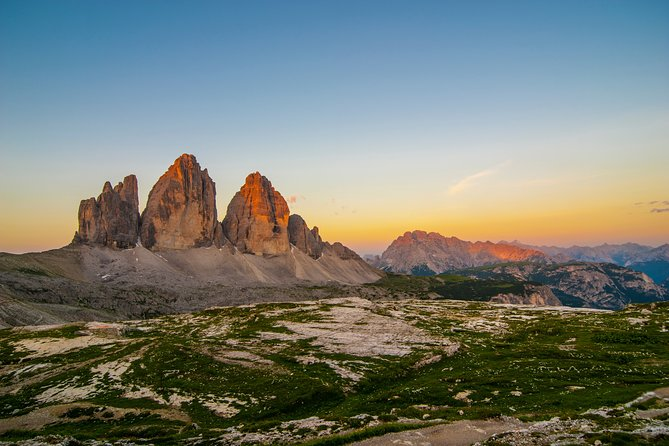 Private tour Drei Zinnen / Three Peaks