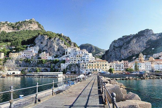 Sorrento, Positano, Amalfi & Ravello Small Group Tours from Naples or Sorrento