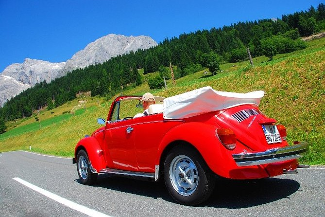 VW Beetle Berchtesgaden day tour