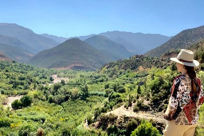 Atlas Mountains and Three Valleys Day Trip from Marrakech & Camel Ride