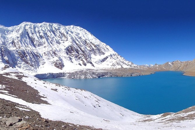21 Days Trip in Annapurna to Kathmandu with Tilicho Lake Trek