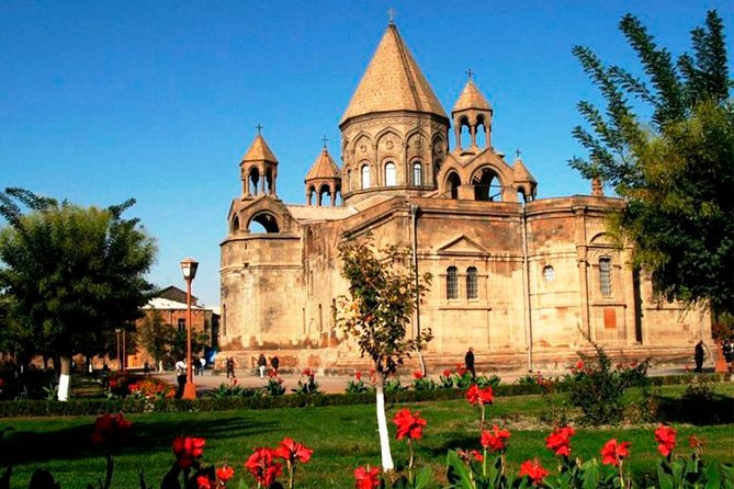 Private tour to: Echmiadzin Cathedral, Hripsime & Zvartnots Temple