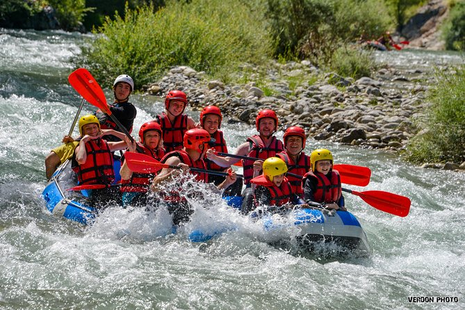 """Rafting Verdon - """"Discovery"""" - Family Route"""