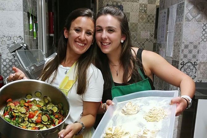 4 Courses of Tuscan Tradizione Old mamas Cooking Secrets