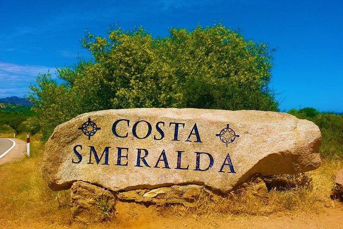 Costa Smeralda Sightseeing Tour in Sardinia: Small Group