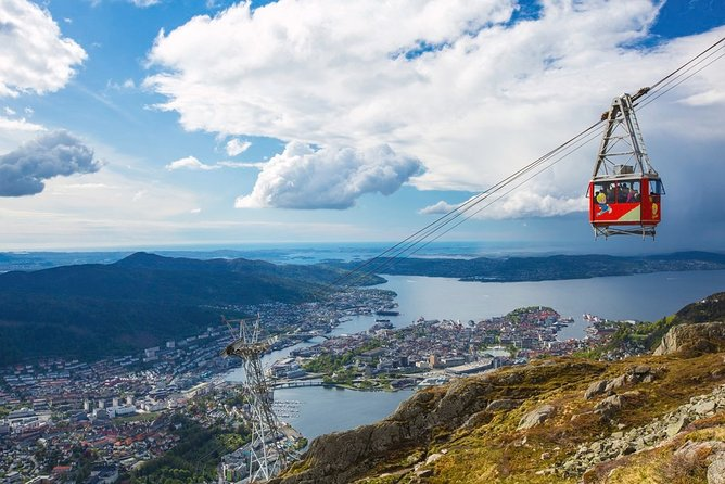 Private Transfer from Bergen Airport to Bergen Hotels