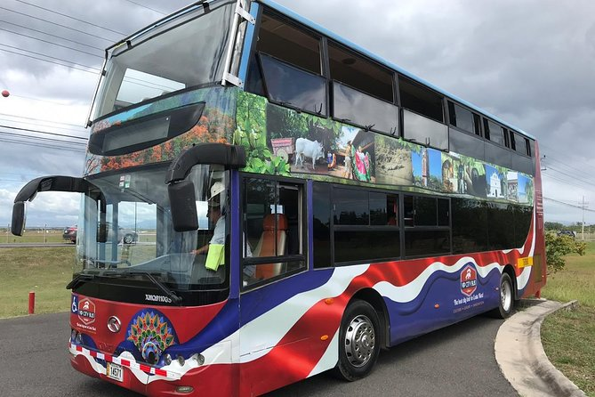 Traditions Costa Rica VIP City Bus From Guanacaste