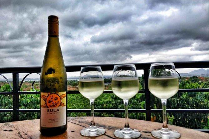 Wine Tasting Tour Sula Vineyards Nashik - (Day excursion from Mumbai)
