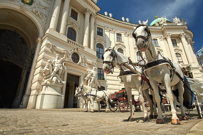 Vienna city tour with lunch and carriage