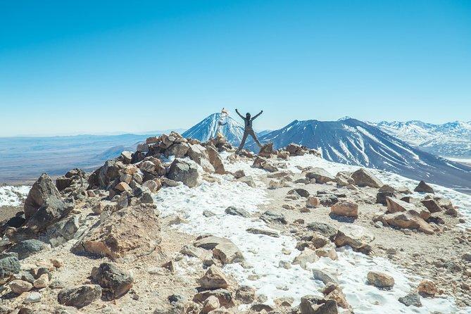 Hiking Cerro Toco