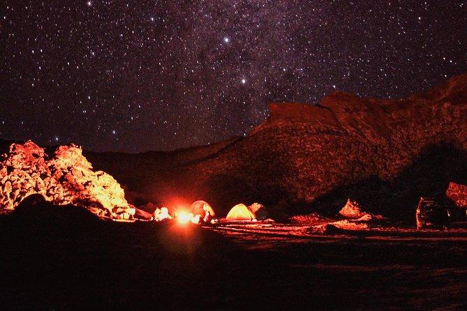 Camping Cordillera de la Sal