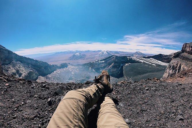 Lascar Volcano Trekking