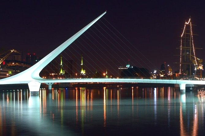 Buenos Aires by Night Small-Group City Tour