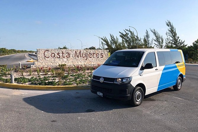 Costa Mujeres Private Transportation From-To Cancun Airport
